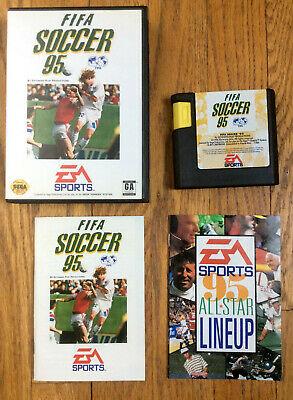 Original-Sega-Genesis-FIFA-Soccer-95-Complete-in