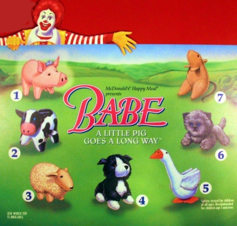 1996-babe-mcdonalds-happy-meal-toys
