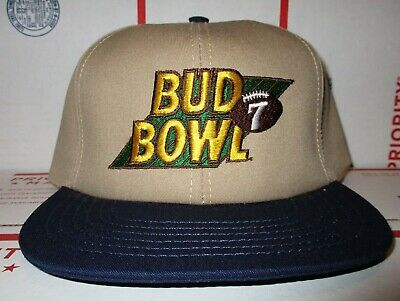 vintag-BUD-BOWL-7-VII-Football-BEER-Game