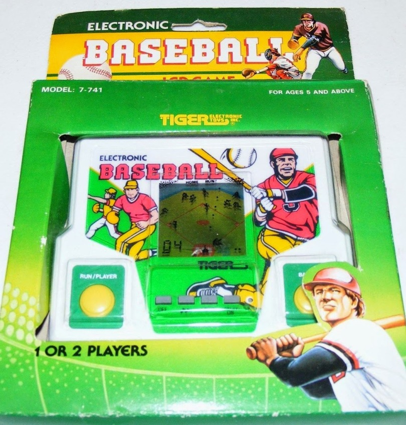 BH.Tiger Electronic Baseball front2